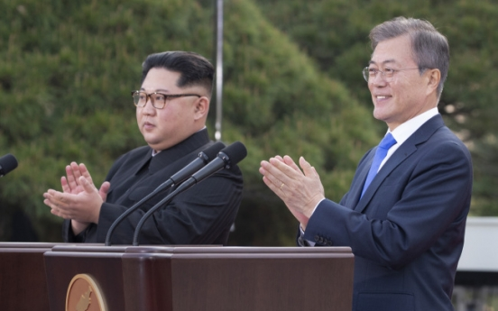 Critics dismiss ruling party's olive branch to North Korea
