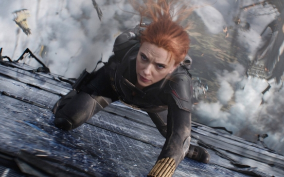 'Black Widow' tops S. Korean box office on its 1st day