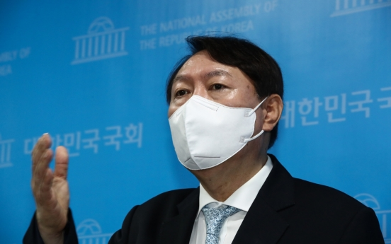 Majority of PPP supporters back Yoon Seok-youl as president