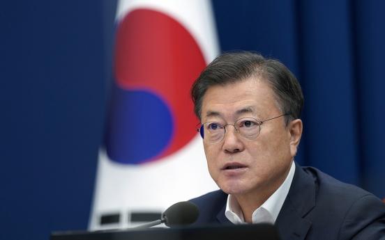 Cheong Wa Dae piles pressure on Japan over summit talks