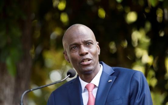 South Korea expresses condolences over death of Haiti's president