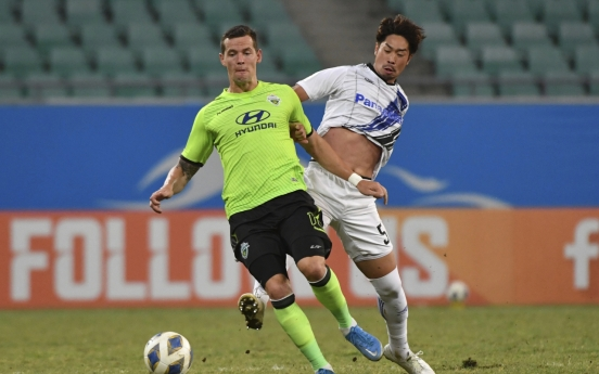 Jeonbuk finish group play undefeated, Pohang advance to knockouts at AFC Champions League