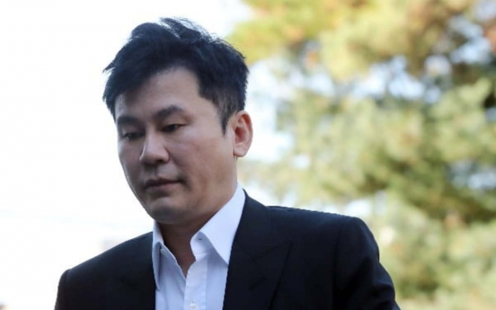 [Newsmaker] Court to begin trials Friday for ex-YG chief in whistleblower blackmail case