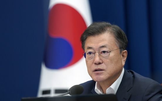 Seoul reasserts fruitful Korea-Japan summit as prerequisite for Moon's visit to Tokyo