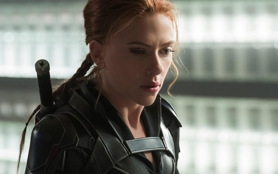 'Black Widow' tops 1m admissions in first week of release