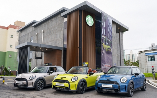 [Behind the wheel] BMW's New Mini both practical and powerful