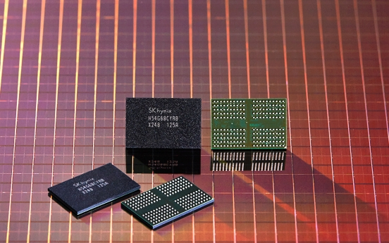 SK hynix rolls out first Gen.4 10-nm mobile DRAMs with EUV