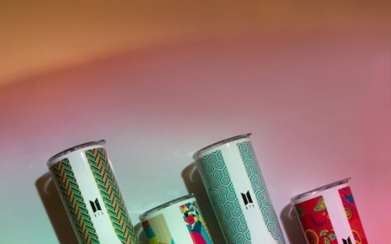 11st to release all Built New York's BTS tumblers in Korea