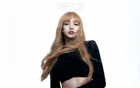 [Today's K-pop] Blackpink's Lisa to shoot solo music video