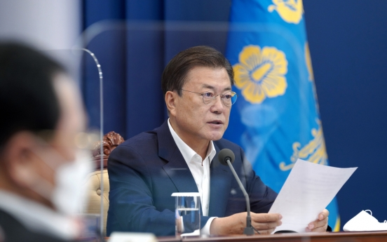 Japan's attitude important over whether Moon will visit Japan: Cheong Wa Dae