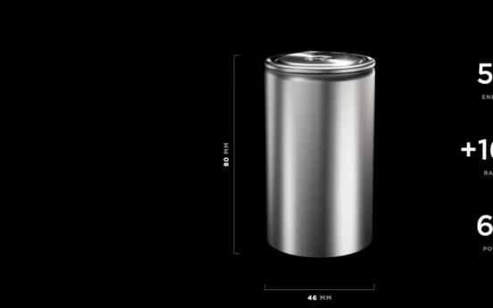 [단독] 삼성SDI, LG엔솔 4680 셀 셈플 개발 완료…테슬라 수주 정조준