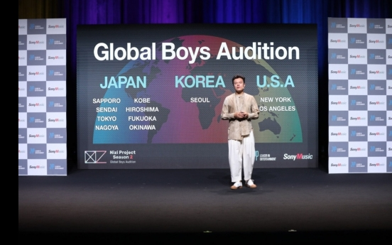 JYP Entertainment teams up with Sony Music to create boy band