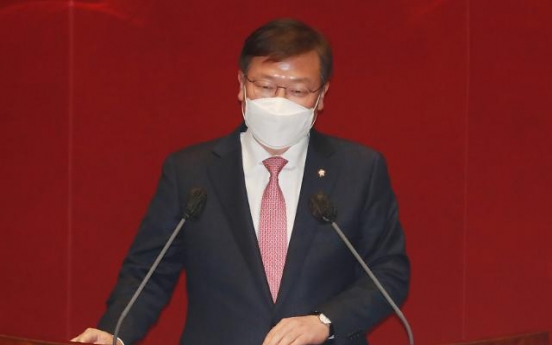 Main opposition lawmaker tests positive for COVID-19