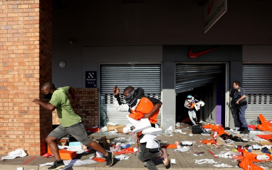 No S. Korean casualties reported in South Africa riots: official
