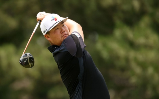 Olympic-bound male golfers take aim at medal