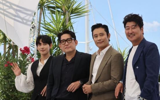 Korean presence felt at Cannes 2021