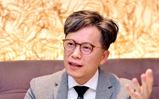 [Top Bankers] Woori Bank seeks out-of-box business strategies for digital innovation
