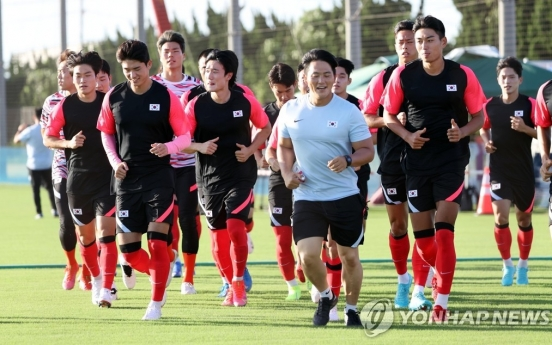 Olympic football coach confident in team's health protocols