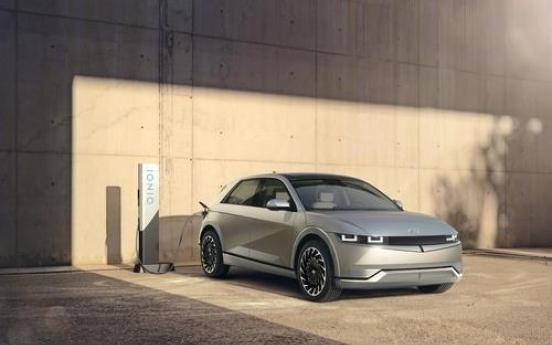 Hyundai, Kia's Jan.-May eco-friendly car exports jump 45%