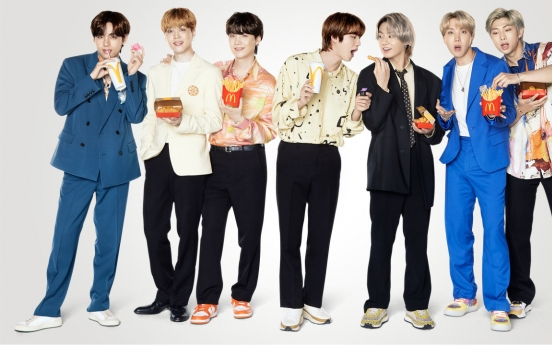 Commercials that became talk of town with BTS