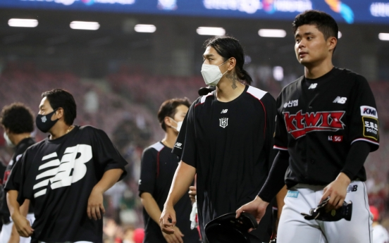 Coach of KBO club Wiz tests positive for COVID-19