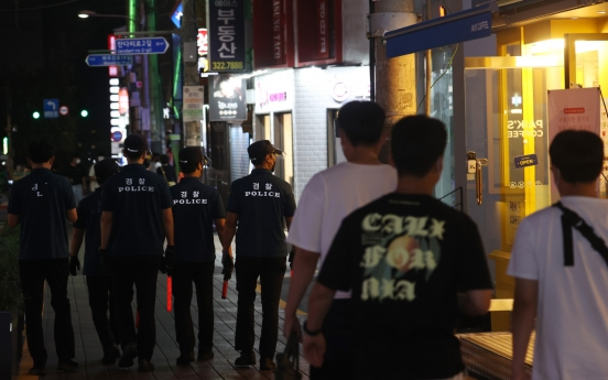 Korea's recent outbreaks tied to 'adult entertainment' venues nationwide