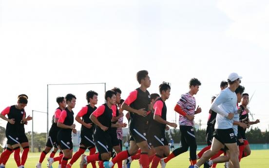 [Tokyo Olympics] S. Korea to kick off 2nd Olympic football medal bid vs. New Zealand