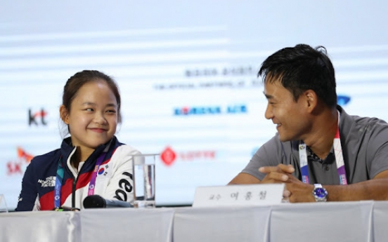 [Tokyo Olympics] From gymnast to baseball star to fencer, 2nd-generation athletes look to do families proud