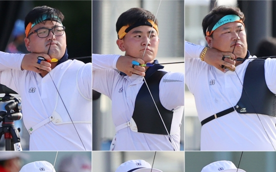 [Tokyo Olympics] S. Korea poised for potential gold bonanza on 1st day of competition