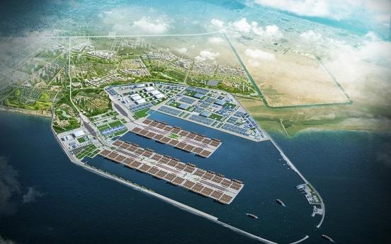 Daewoo E&C to strengthen global presence after bumper year