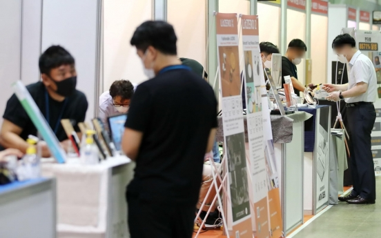 [Photo News] Smart devices useful during COVID-19 pandemic