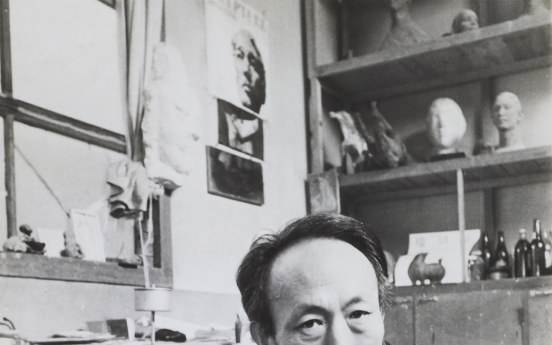 Sculptor Kwon Jin-kyu's works donated to SeMA