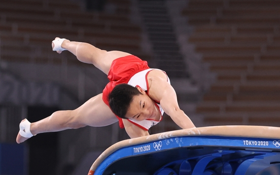 [Tokyo Olympics] Gymnastics' coach heartened by surprise showings in qualification