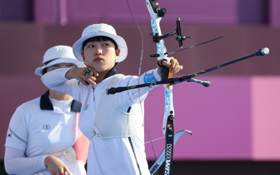 [Tokyo Olympics] With 2nd gold, rising archery star joins elite company, inches closer to history