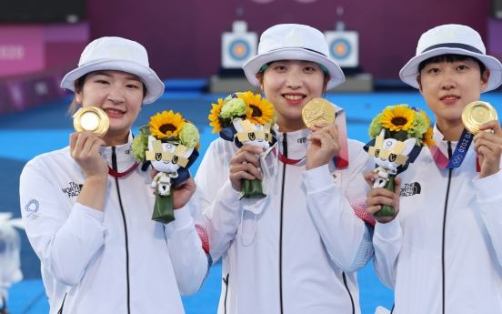 [Tokyo Olympics] Why is S. Korea so good at archery? Athletes find answer in transparency, internal competition