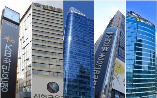 Banking groups post record H1 profits