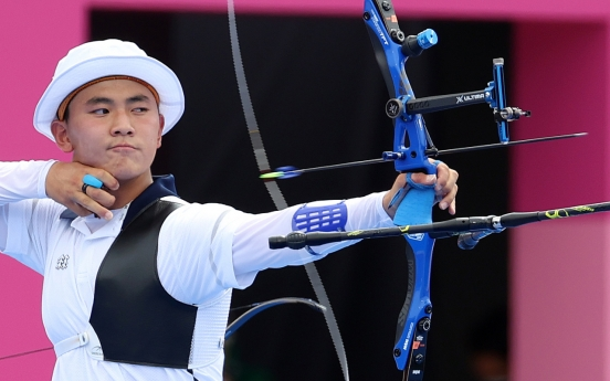 [Tokyo Olympics] Fiery teen archer continues impressive run with 2nd gold in Tokyo