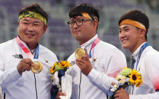 [Tokyo Olympics] Another day in Tokyo, another archery gold medal for S. Korea