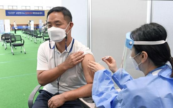 Vaccine rollouts for major factories begin