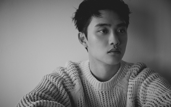[Today's K-pop] EXO's D.O. tops iTunes charts in 59 regions with solo debut album