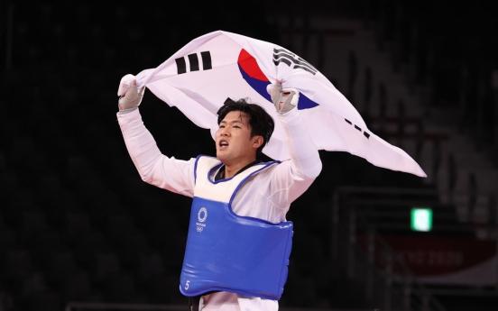 [Tokyo Olympics] In Kyo-don wins bronze in men's taekwondo