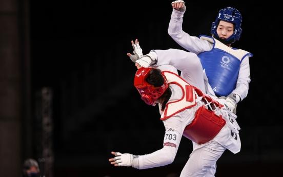 [Tokyo Olympics] Rust, improving competition conspire to keep S. Korea off top of taekwondo podium