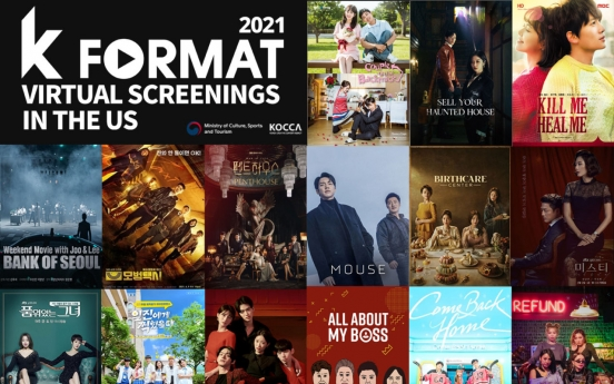 Korean contents promoted to global buyers