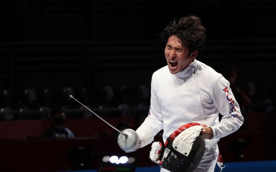[Tokyo Olympics] Male epee fencers looking to extend medal streak for S. Korea
