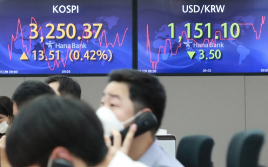 S. Korea vigilant of market volatility from virus, Fed's policy: official