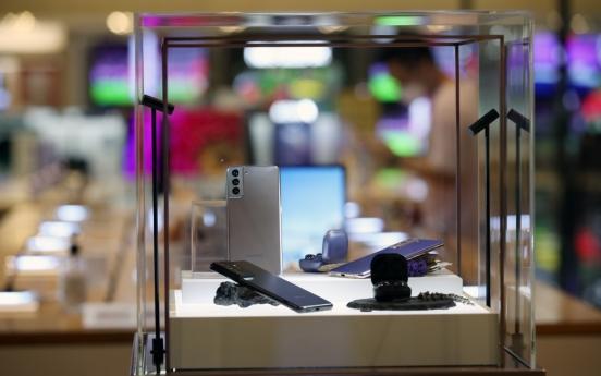 Samsung retains top spot in Q2 smartphone market: report
