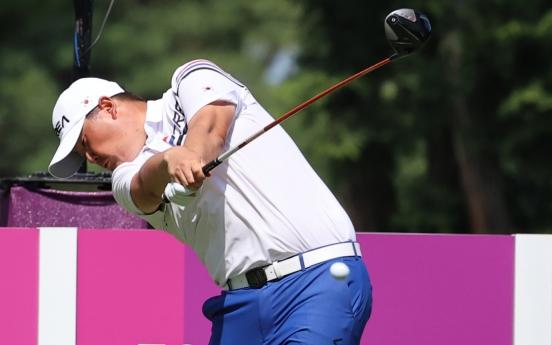 [Tokyo Olympics] S. Koreans finish well off podium in men's golf