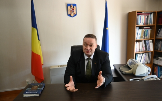 [Diplomatic Circuit] 'Korean companies would bring promising results to Romania's energy sector'