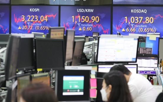 Seoul stocks rebound on solid export data