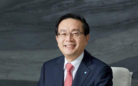 Woori Financial Group CEO buys W54m of treasury stocks